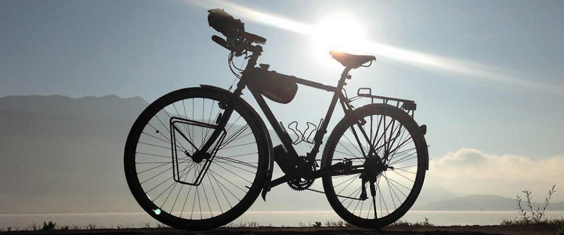 Cycling in Ioannina